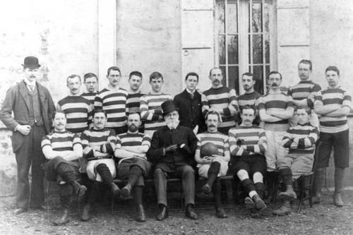 Back to the roots, les racines du sport au Havre sont anglaises