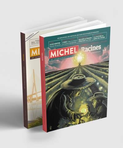 Promo anciens numéros MICHEL N°1 +N°2