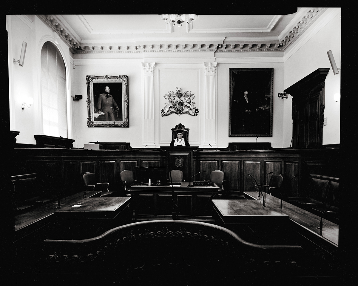 La cour royale de Guernesey