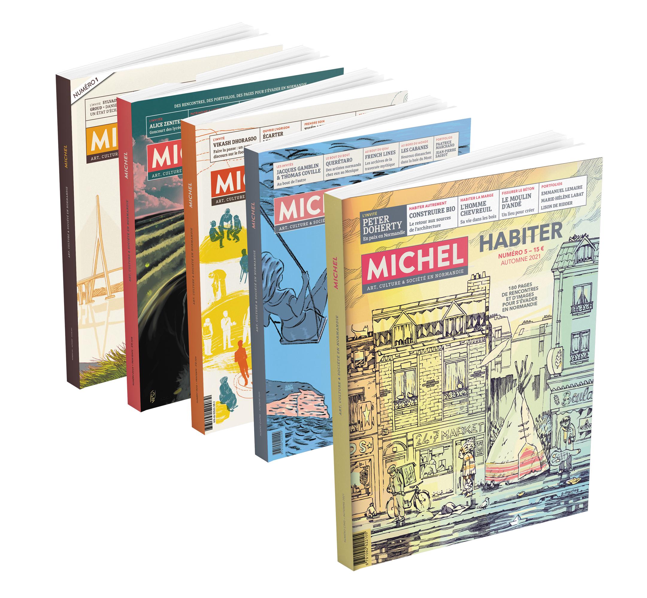 Michel la collection